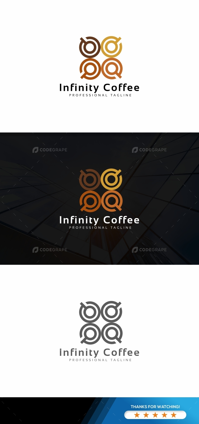 Infinity Coffee Logo
