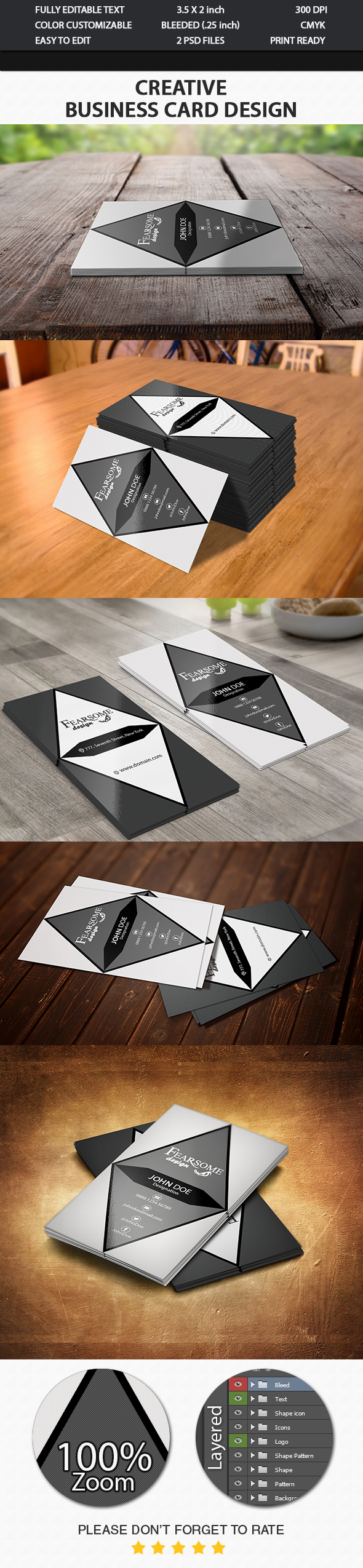 Creative Business Card 2