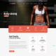 Cardio Pro Gym WordPress Theme