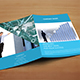Corporate Bifold Brochure Design