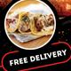King Burger / Food Flyer Template