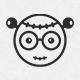 Voodoo Geek Logo Template