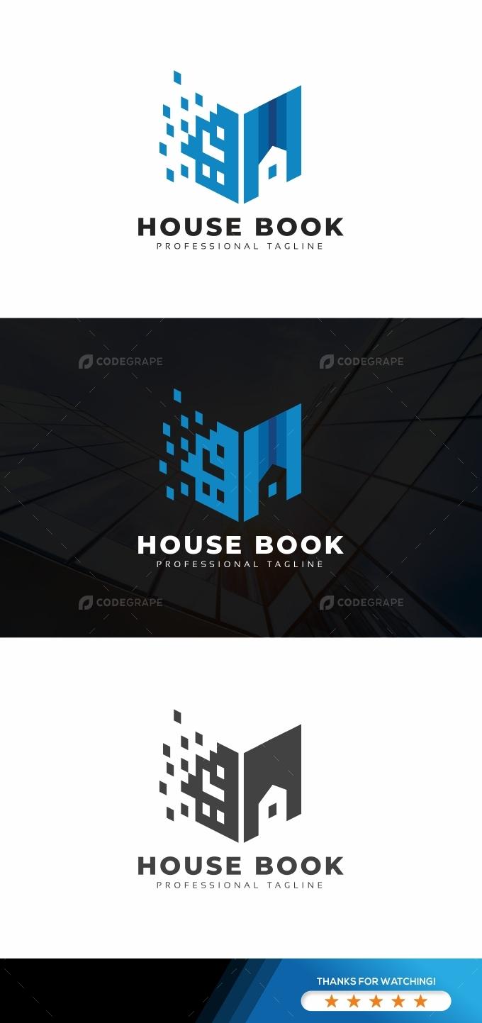 House Book Logo