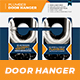 Plumber Door Hanger Template