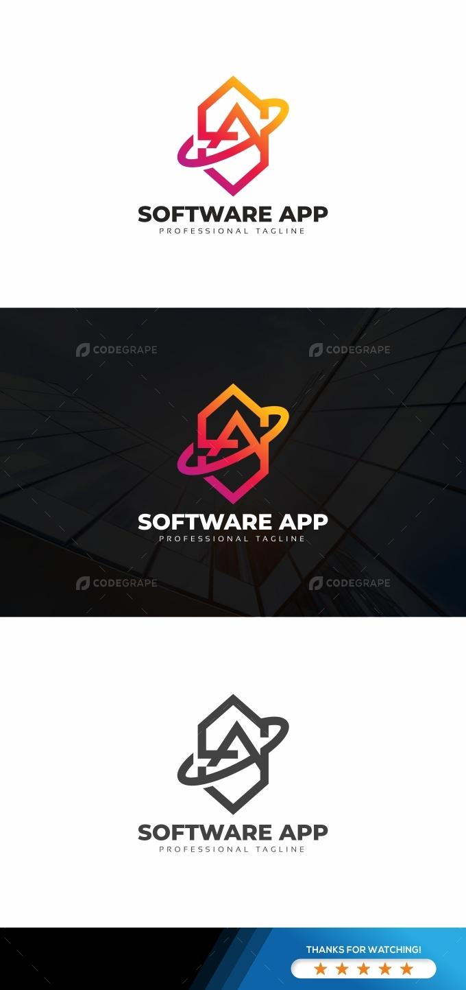 Software App Logo