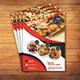 Creative Restaurant Flyer