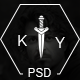 K Y Multipurpose Responsive PSD Template
