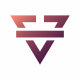 V Letter Business Logo