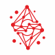 S Letter Molecular Logo