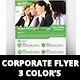 Clean Corporate Business Flyer Multi Purpose