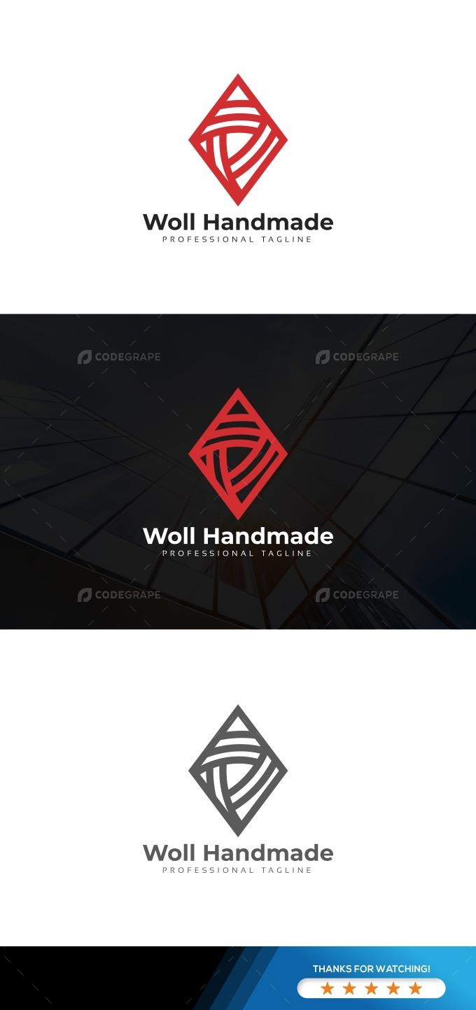 Woll Handmade Logo