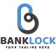 Bank Lock Logo