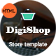 DigiShop - Responsive HTML Store Template