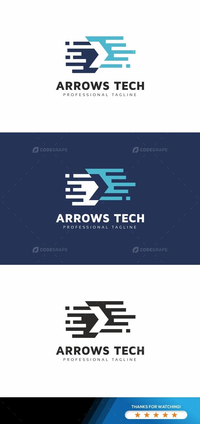 Arrows Tech Logo