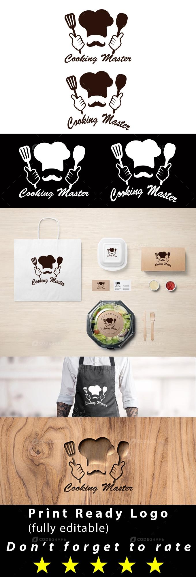 Cooking Master Logo