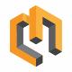 M Letter 3D Logo