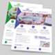 Modern Corporate Flyer Templates 3