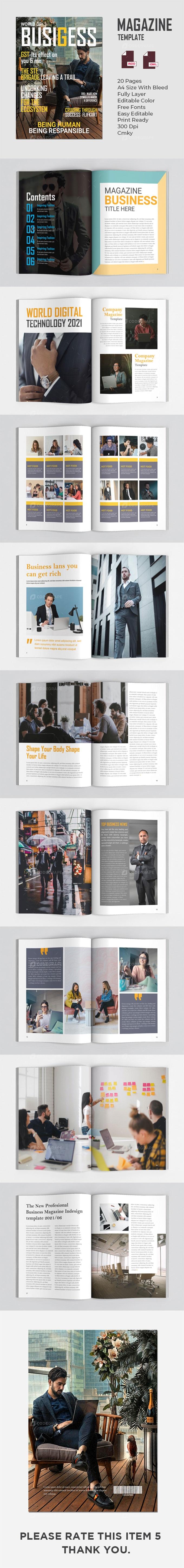 Business Magazines