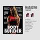 Female Bodybuilder Magazines