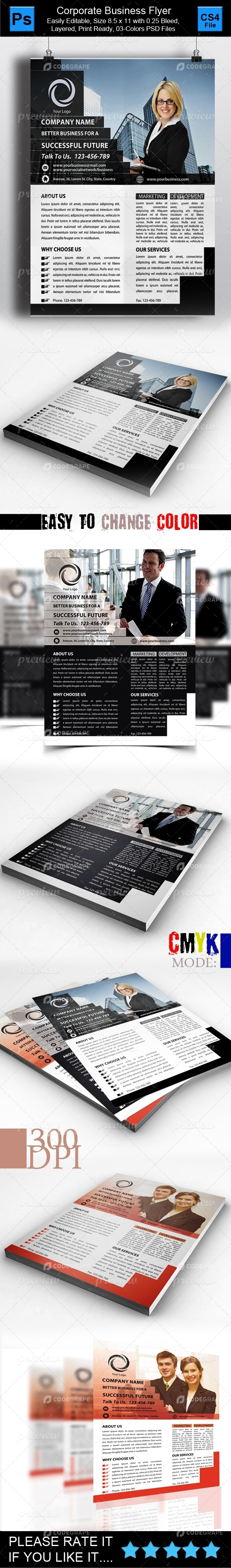 Corporate Business Flyer 2