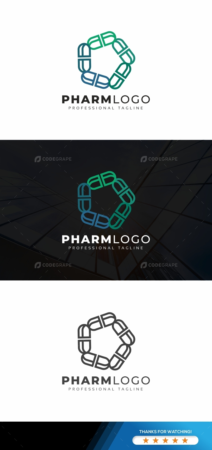 Pharm Logo