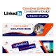 LinkedIn Banner Design Template