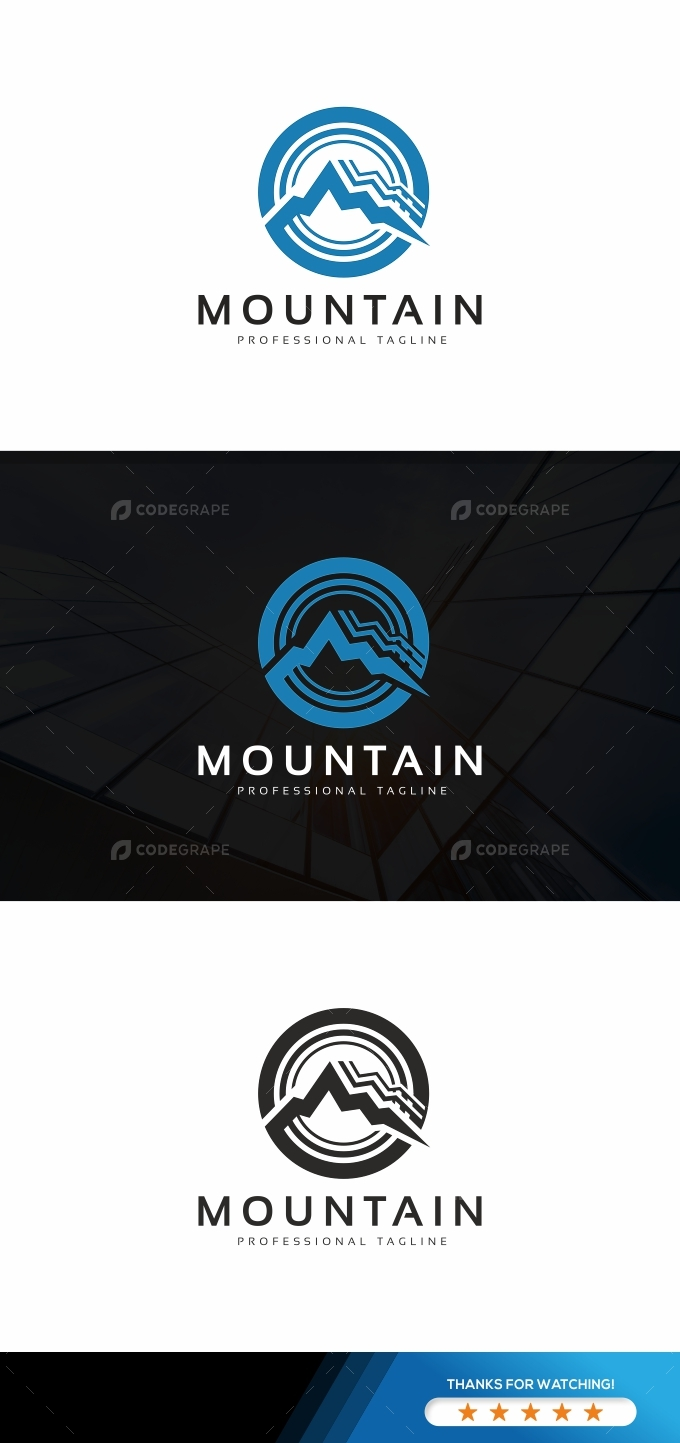 Mountain Circle Logo