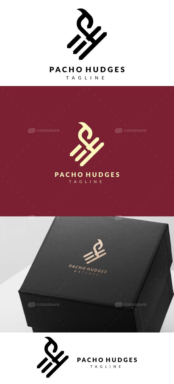 Pacho Hudges Logo