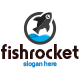 Fish Rocket Logo