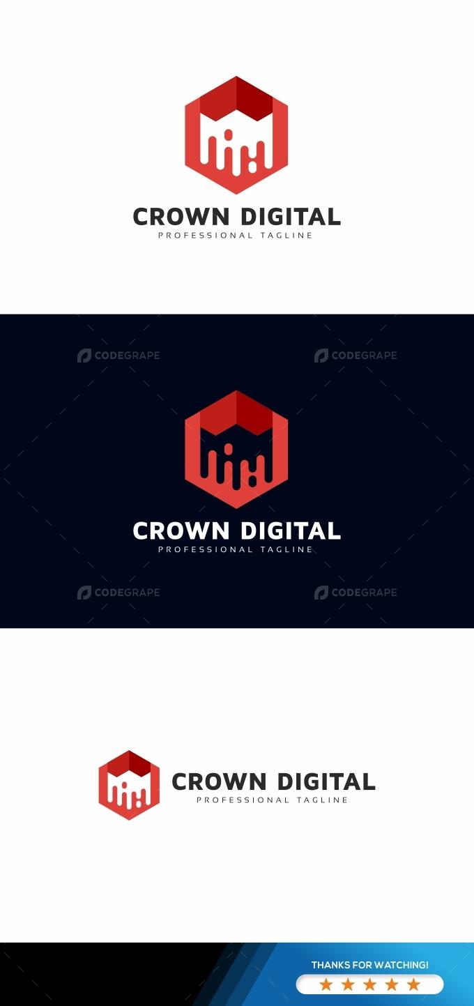 Crown Digital Logo