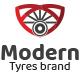 Modern Tyres Logo