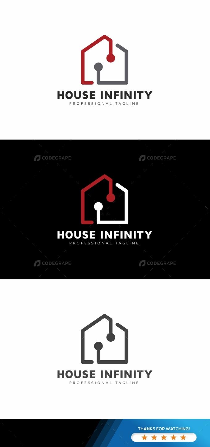 House Infinity Logo