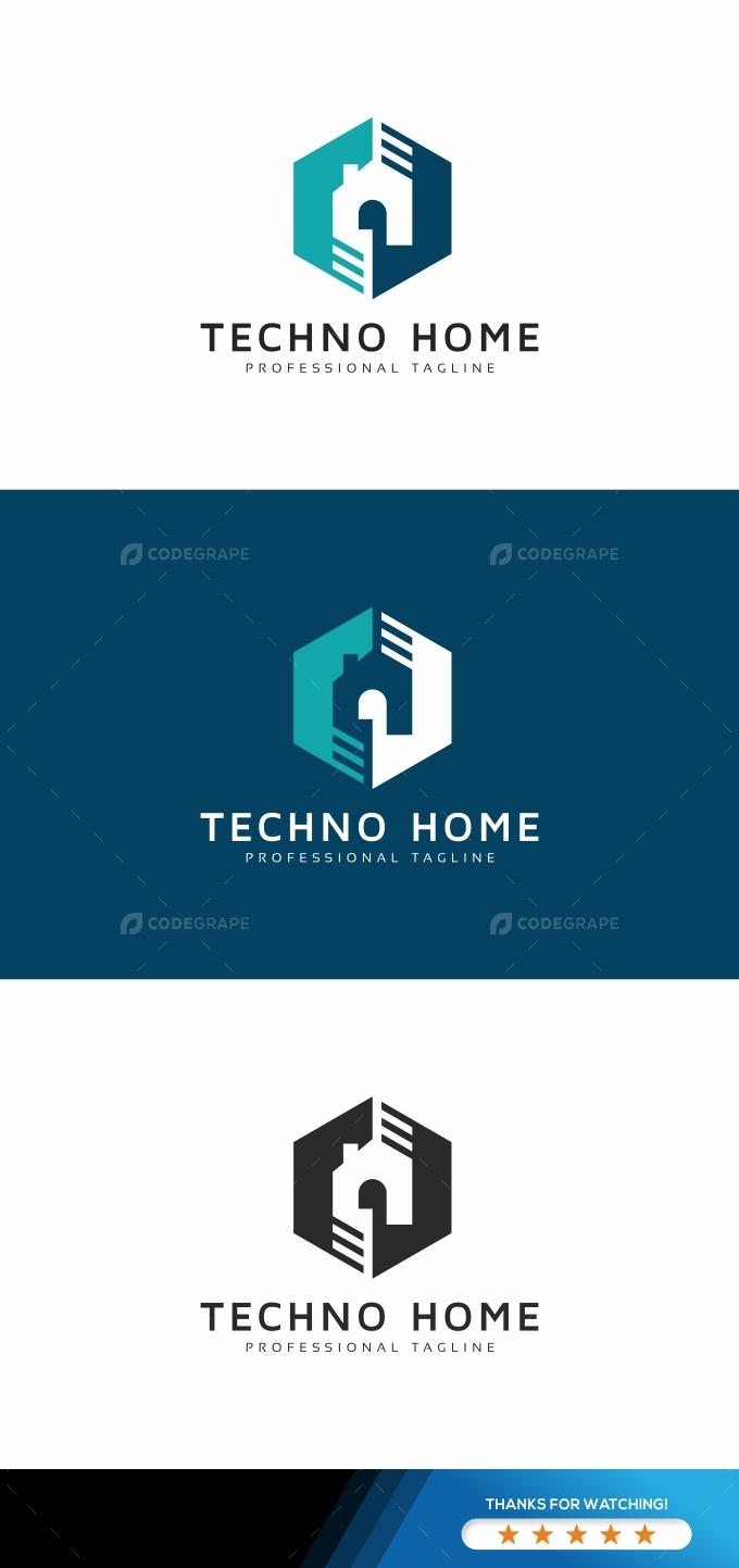 Technology Home Logo