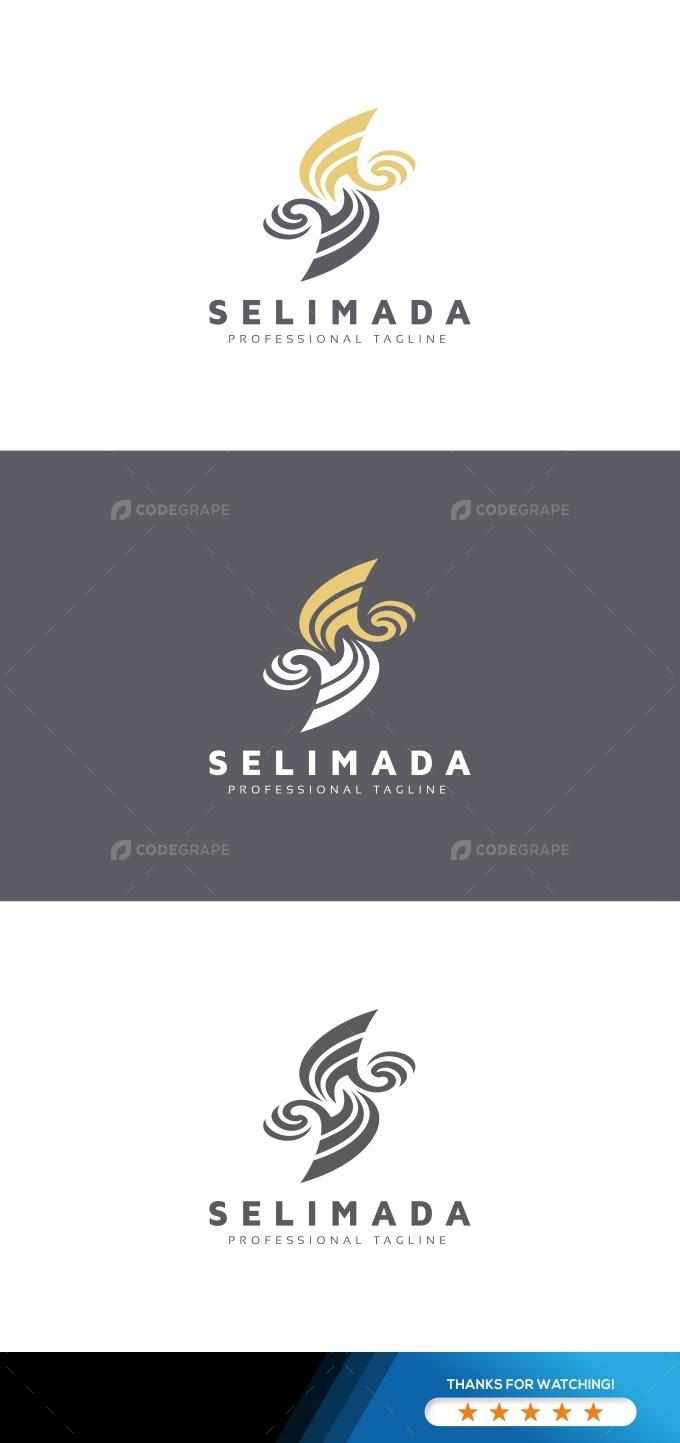 Selimada S Letter Logo