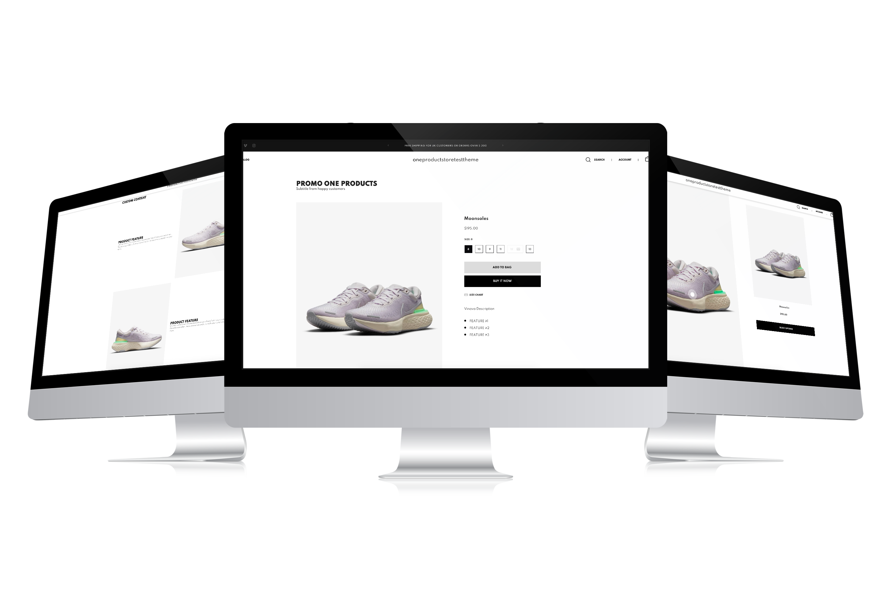 One Product Store Shopify Theme