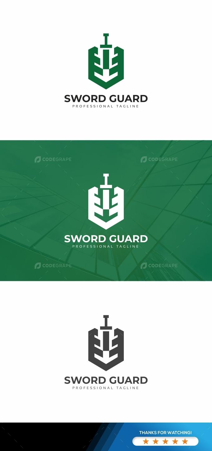 Sword Guard Logo