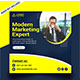 Marketing Agency Social Media Post Template