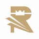 R Letter Crown Logo