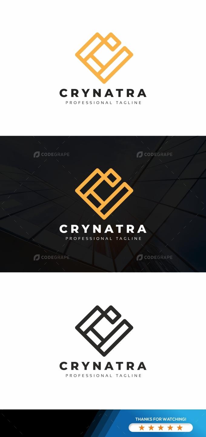 Crypto C Letter Logo