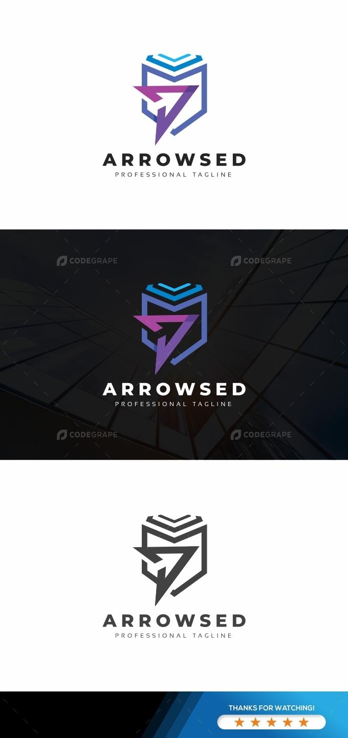 Arrow Shield Logo
