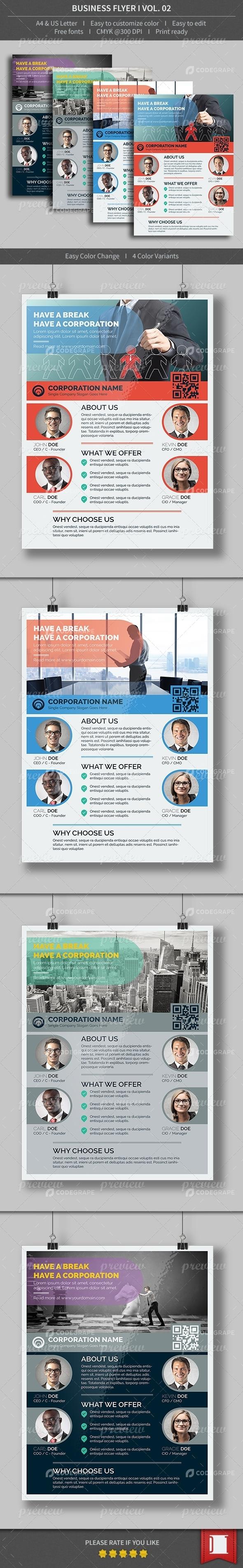 Business Flyer - Volume 02