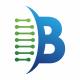 Biomatrix B Letter Tech Logo