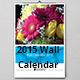 2015 Wall Calendar Design