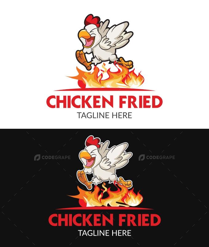 Chicken Fried Logo