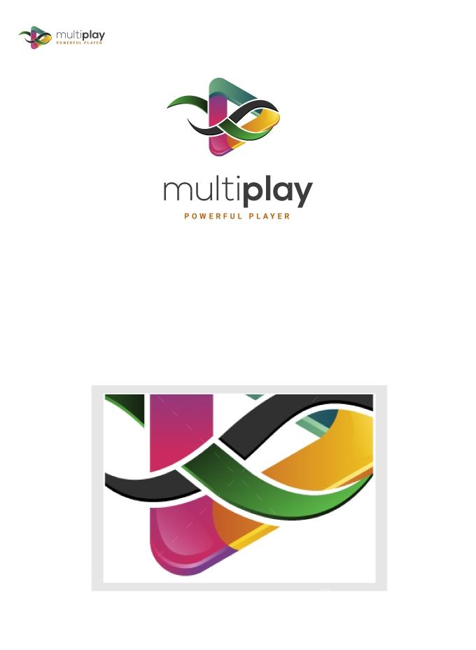 Multi Play Logo