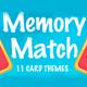 Kids Memory Match - Unity3d Source Code Template
