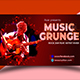 Musical Facebook Cover
