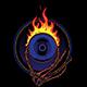 Eye Flame