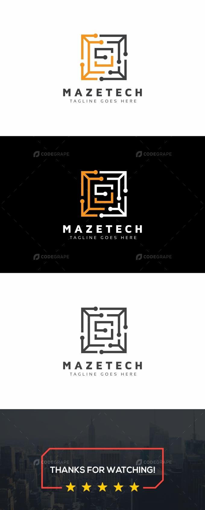 Maze Technology Logo