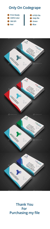Elegent Business Card